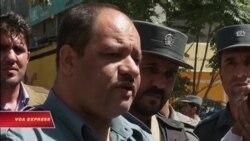 Lực lượng Afghanistan bắn chết 3 tay súng trong cuộc vây hãm chết người