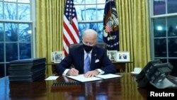 Shugaban Amurka, Joe Biden
