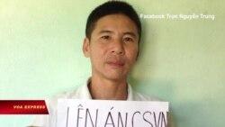 Thêm một nhà hoạt động bị bắt vì tội 'lật đổ chính quyền'