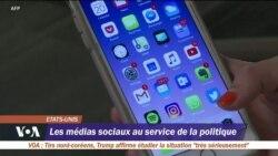 Les médias sociaux au service de la politique