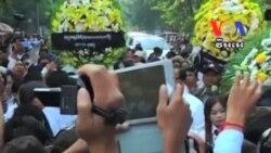 Cambodian Workers Mark 10th Anniversary of Chea Vichea Killing