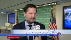 مایکل پریجنت: ایران توسط سپاه به دنبال فشار بر آمریکا و متحدان در منطقه است