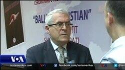 """Autori Shaban Murati publikon librin """"Ballkani Faustian"""""""