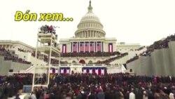 Đón xem Lễ Tuyên thệ nhậm chức tân Tổng thống Mỹ