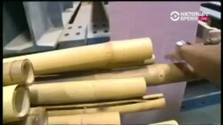 Бамбук в качестве строительного материала