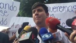 Consejal de Caracas se pronuncia sobre muerte de Fernando Albán