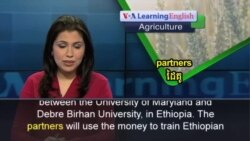 US, Ethiopia Join to Train Women Farmers