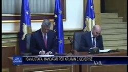 Kosova me institucione