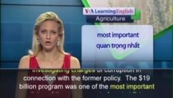 Anh ngữ đặc biệt: Thailand Rice (VOA)