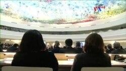 ONU evalúa a Venezuela en DD.HH.