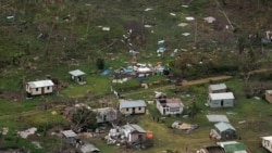 Fiji Assesses Damage From Cyclone Winston