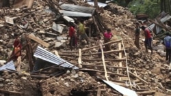 Rural Nepal Suffers Brunt of Quake's Devastation