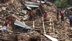 Rural Nepal Suffers Brunt of Quake's Devastation