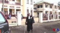 Cameroun : le premier avocat aveugle veut défendre les handicapés (vidéos)