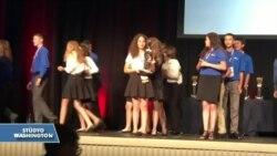 Amerika'daki Yarışmada Türk Öğrencilere Ödül
