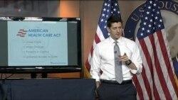 En manos del Senado futuro de reforma de salud republicana
