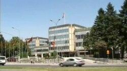 Dy ministrat e Shkupit në Tiranë