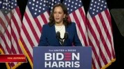 Chọn Kamala Harris- bước đi an toàn của Joe Biden