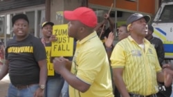 The Long and Complicated Fall of South Africa's Zuma