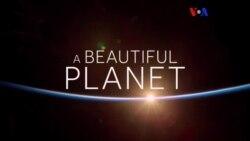 Um planeta bonito
