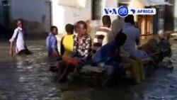 Manchetes Africanas 30 Outubro 2019: Inundaçōes na Somália