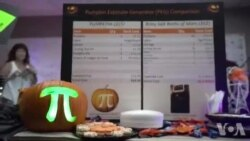 Rocket Scientists Create Pumpkin Designs Pi