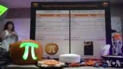 Rocket Scientists Create Pumpkin Designs Pi