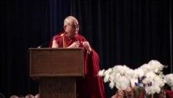 1万6千名藏人聚集纽约 庆祝达赖喇嘛80寿辰