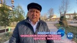 Ohangaron: Tadbirkor nega deputat?