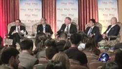 中美电影高峰论坛开幕 美高官促保护知识产权