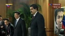 China y Venezuela concretan acuerdos de cooperación