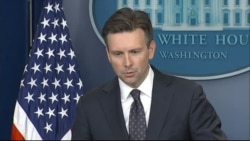 White House Press Sec on FBI Dir. Comey Decision to Reopen Investigation of Clinton Emails