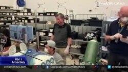 NASA prodhon një respirator për pacientët me COVID-19