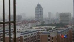 2015-08-18 美國之音視頻新聞:天津擔憂劇毒化學品污染