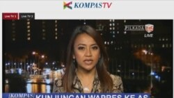 Liputan Sidang Majelis Umum PBB VOA untuk Kompas TV