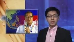 Lãnh tụ đối lập Campuchia ủng hộ TQ trong tranh chấp Biển Đông