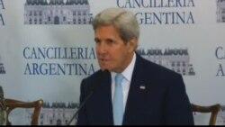 Kerry on London Stabbing