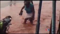 Inondation à Cotonou (vidéo)