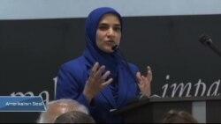 Amerika'da Müslümanlar Demokratlar'ı Destekliyor