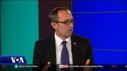 Intervistë me Ministrin e Financave të Kosovës