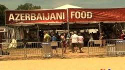 Azərbaycan yeməkləri Amerikanın ən məşhur festivalında