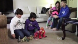 Syrian Refugee Family Grateful to be in Indiana, Fearful of Being Stereotyped