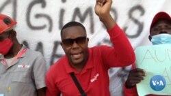 Funcionários da ENDE em greve por melhores salários e condições de trabalho em Malanje