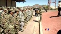 2018-04-10 美國之音視頻新聞:亞利桑那州繼德州之後向美墨邊境派遣國民衛隊