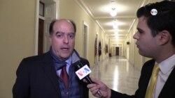 VOA habla con representante diplomático ante Grupo de Lima