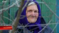 Giữa loạn lạc, người dân Đông Ukraine chật vật đi bầu cử