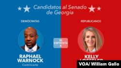 Este martes 5 de enero de 2020 se decide en Georgia, EE.UU., si los republicanos se mantendrán o no en control del Senado. [Foto: Reuters]