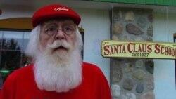 """美国万花筒:""""科班""""出身的圣诞老人从哪里来?"""