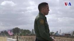 Patrullando con un agente fronterizo