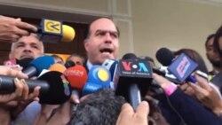 """""""La violencia en Venezuela se llama Nicolás Maduro"""": Julio Borges"""